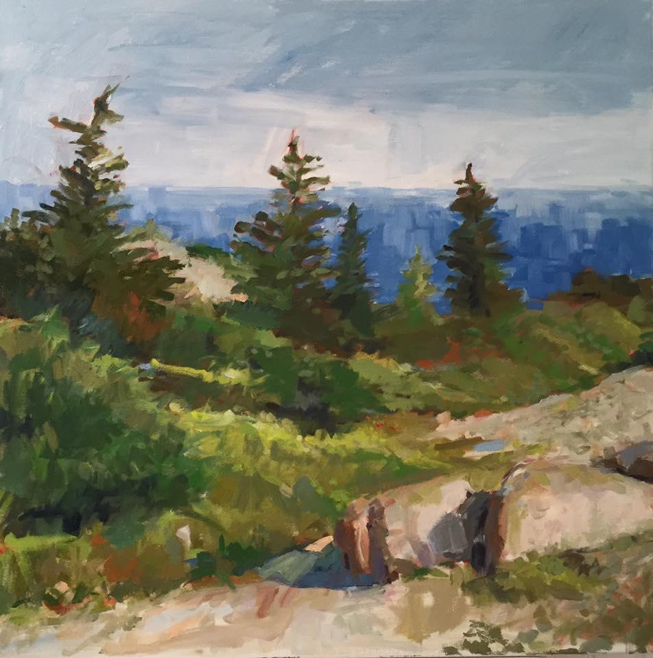 Barb Walker - Acadia Calling