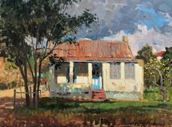 Roelof Rossouw - The Lemon Tree, Suurbraak Village