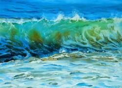 Dolores Saul - Caribbean Wave