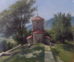 Vadim Cheliaev - Nekresi in Kakheti, Georgia