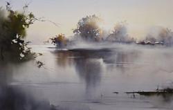 Ilya Ibryaev - Morning on the Lake