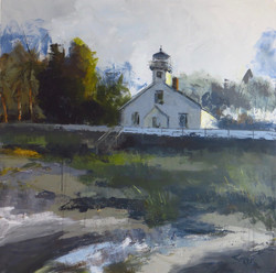 Karin Nelson - Mission Point Lighthouse #2