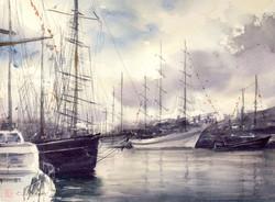 Konstantin Sterkhov - Tall Ships Turku