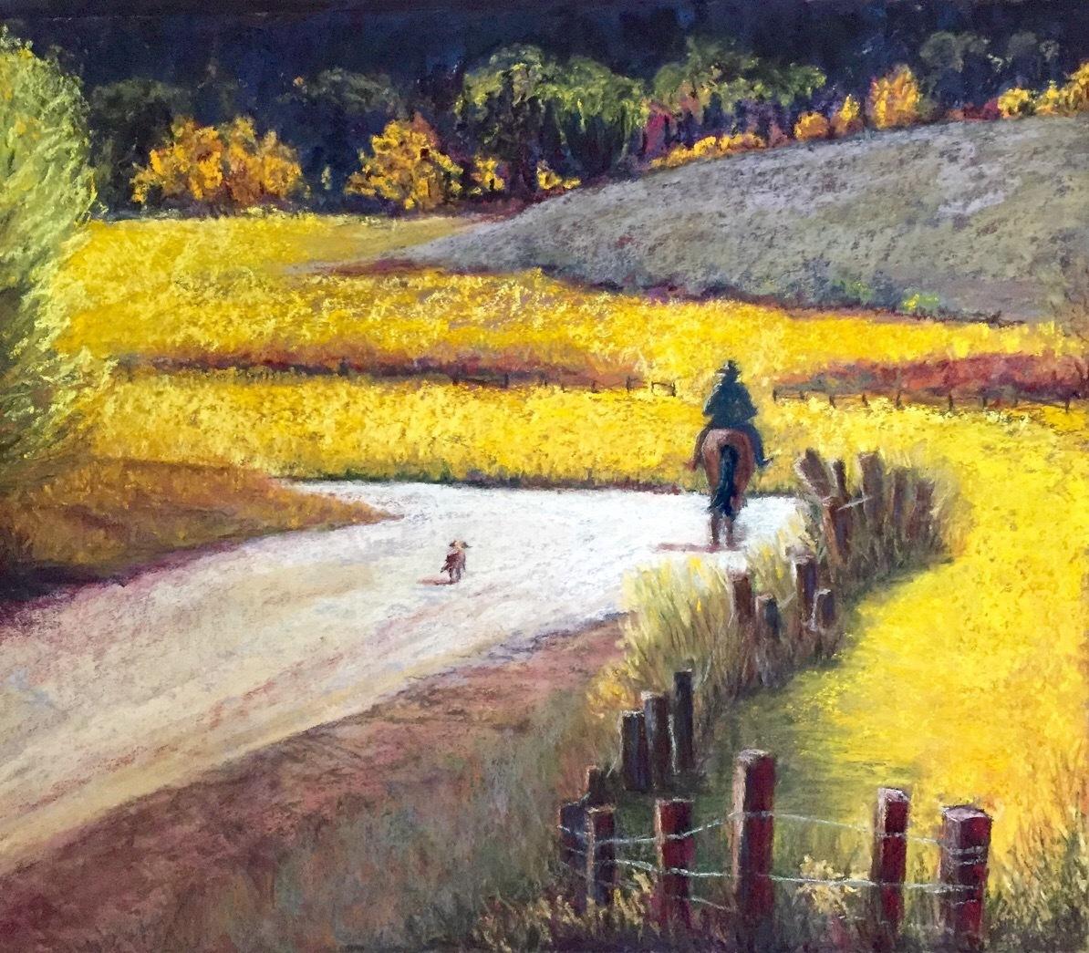 Tammy Cox - Horse Creek