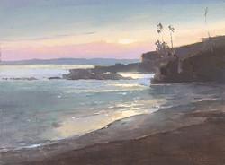 Zufar Bikbov - Pacifica (oil)
