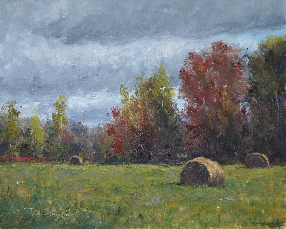 Joshua Cunningham - Roll Through Fall