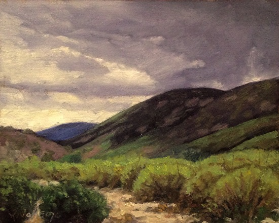 Richard E. Gallego - Just Before the Rains