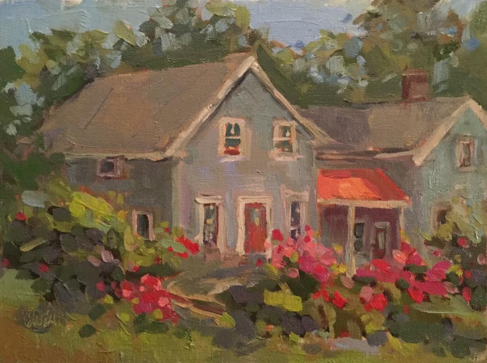 Barb Walker - Summer House
