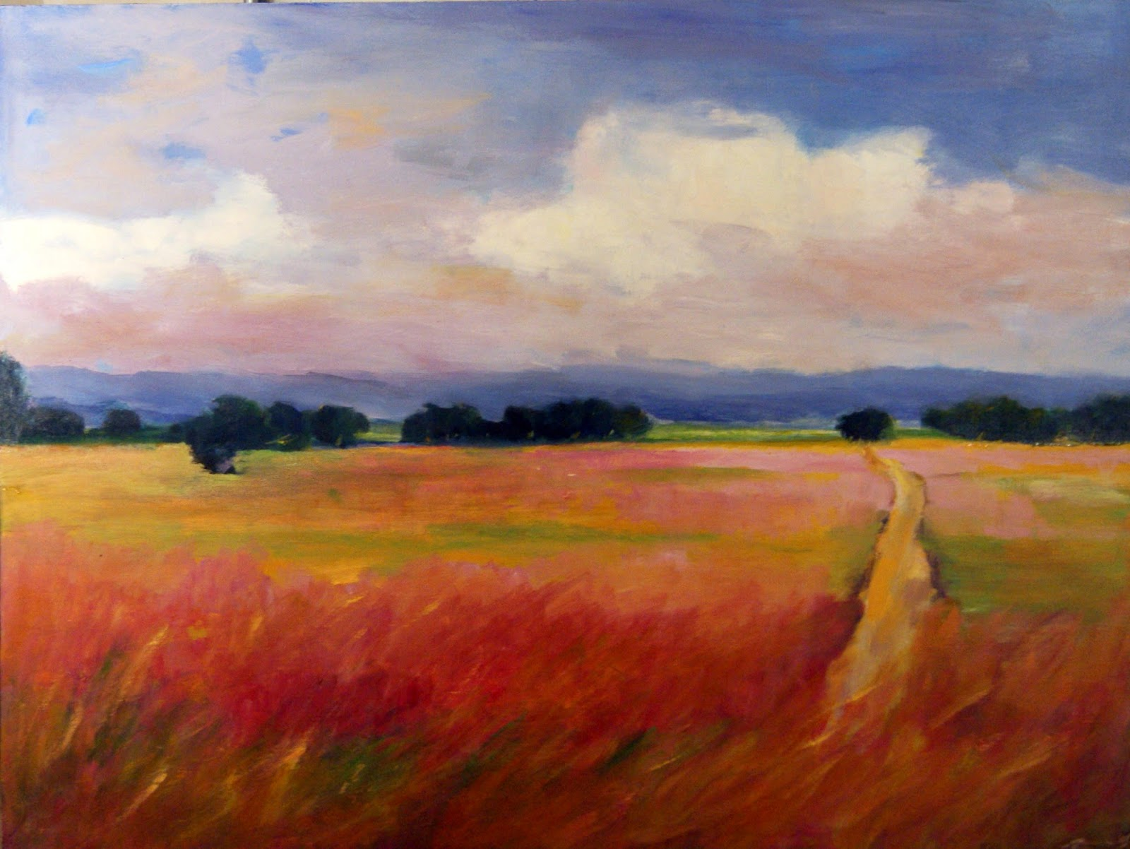 Abbas Darabi - Field of View