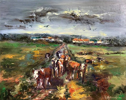 Garry Nalbandyan - On the Pastures