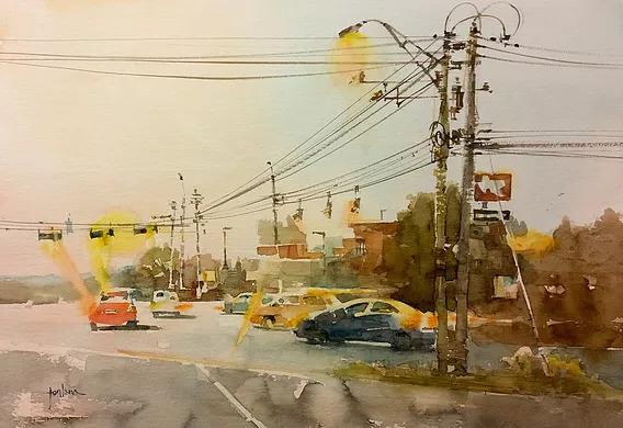 Francesco Fontana - Highway TX 71