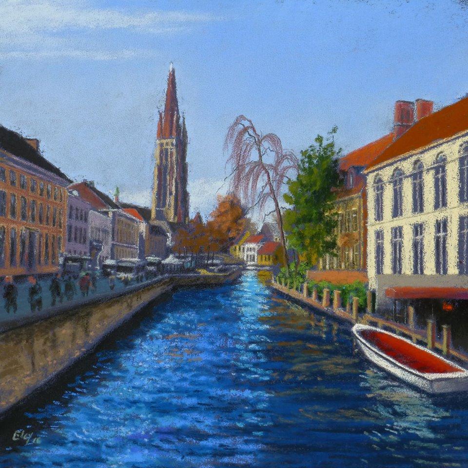Curtis Eley - Late Morning, Bruges, Belgium