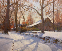 Roger Dale Brown - Autumn Snow