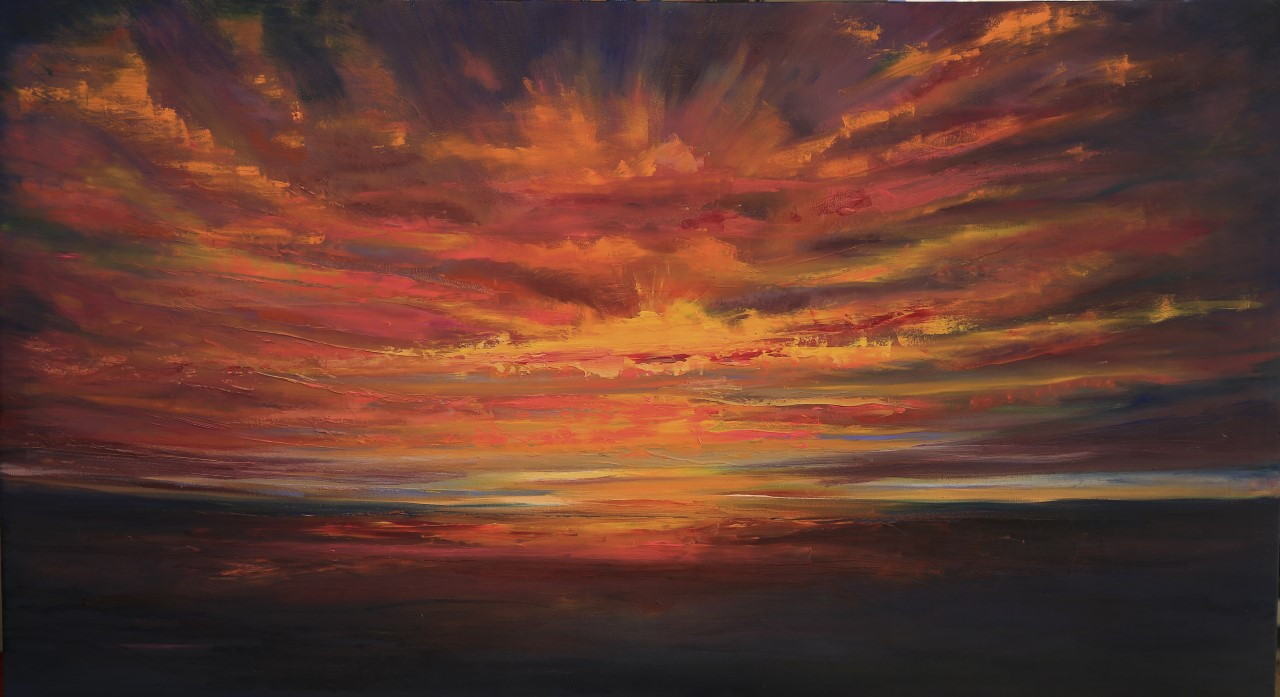 Lindy Wiese - Red Sky At Night