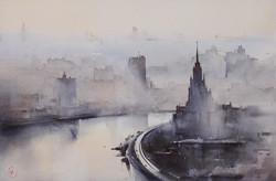 Ilya Ibryaev - Morning in Moscow