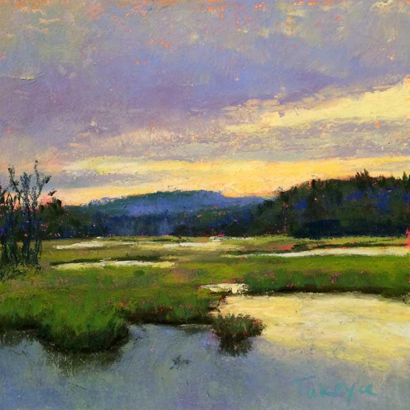 Takeyce Walter - Adirondack Marsh