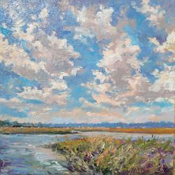 Susan Nicholas Gephart - Captivated by Merritt Harbor