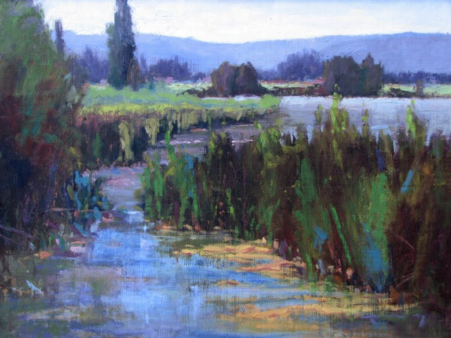 Linda Curtis - Tranquil Tapestry