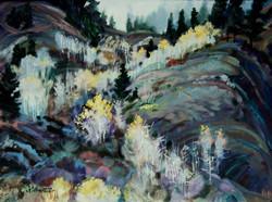 John Killmaster - Autumn heading toward McCall, Idaho