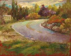 Brenda Pinnick - Golden Hour in Acadia