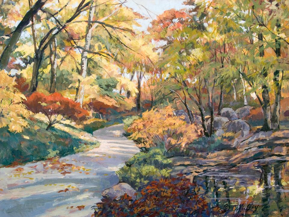 Chris Willey - November Path