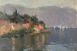 Oksana Johnson - Evening Lights