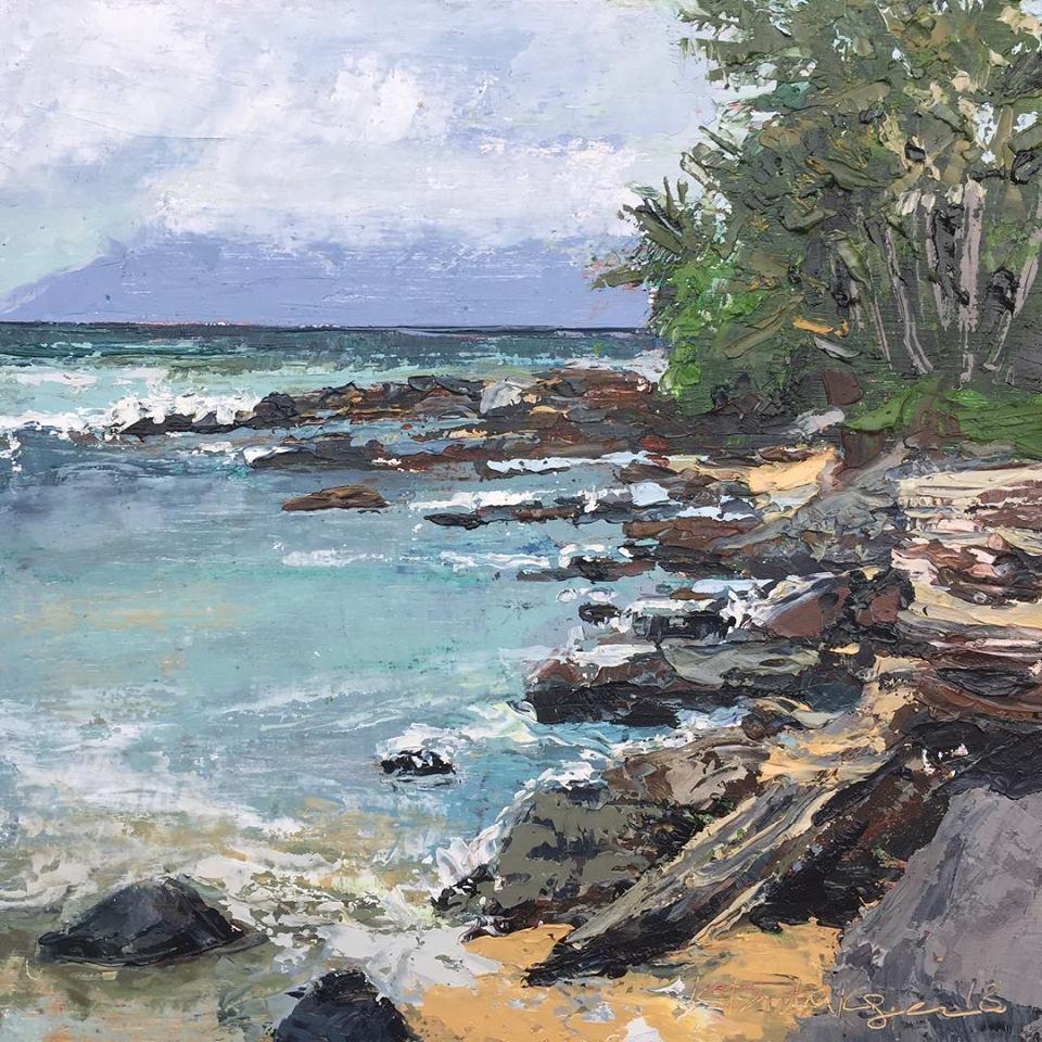 Kayti Didriksen - Secret Cove