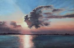 Renee Leopardi - Sunset Reflection