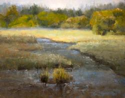 Sandy Byers -  Daybreak at Edmonds Marsh
