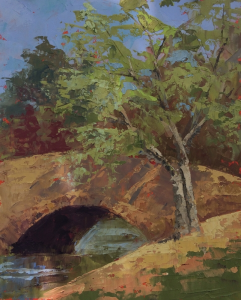 Robin Wellner - Bridge at Freedom Park