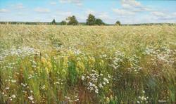 Tatyana Chernikh - Rye Field