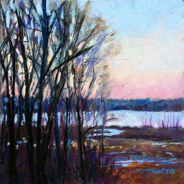 Takeyce Walter - Across the Marsh