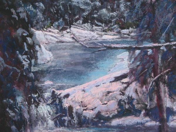 Linda Curtis - Winter's Day