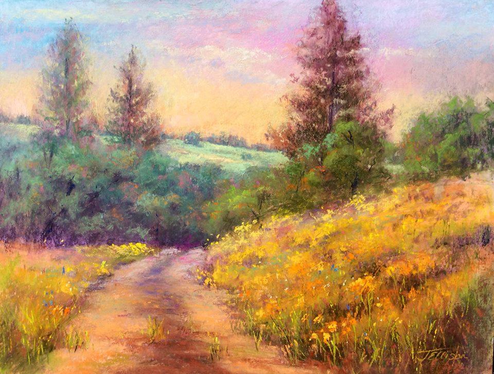 Janis Ellison - Spring Fever