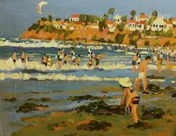 Brian Simons - Blue Beach
