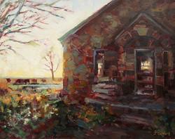 Judy Gelfert - Old Rock House