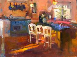 Aline Ordman - Morning Kitchen