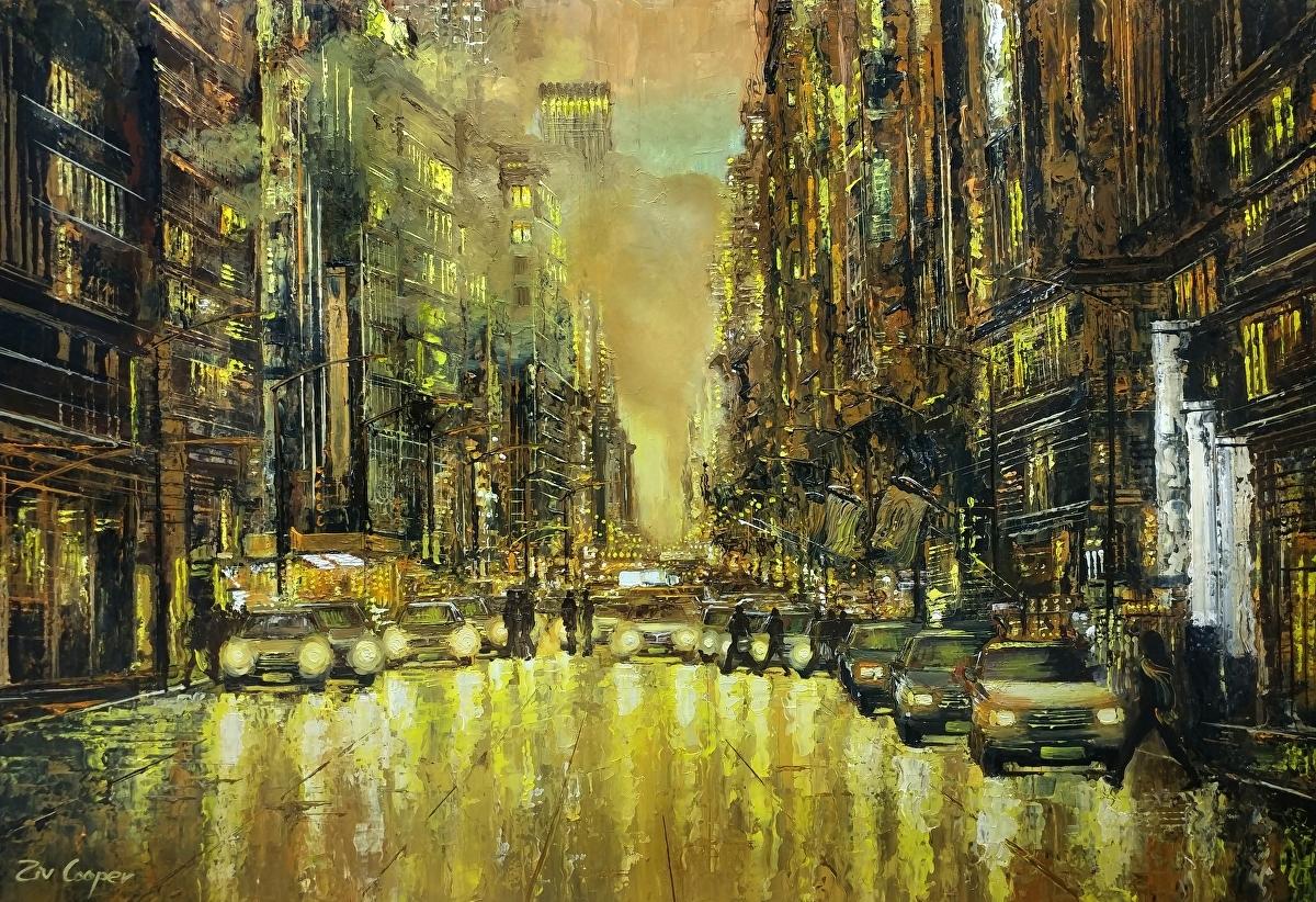 Ziv Cooper - Symphony of Gold