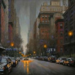 Gavin Glakas - Reflections and Streetlights