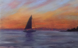 Mark Price - Sunset Sail