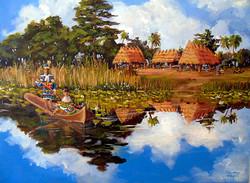 Sharon Repple - Seminole Village