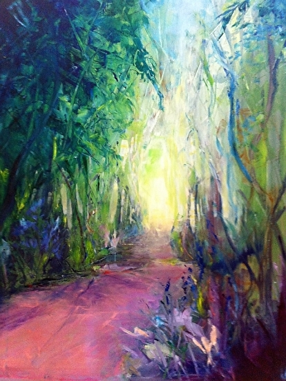 Julliette Tehrani - Enchanted Forest