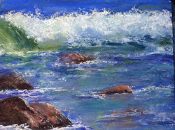 Jacquelyn Blue - Incoming Tide