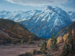 Igor Staritsin - Blue Mountains
