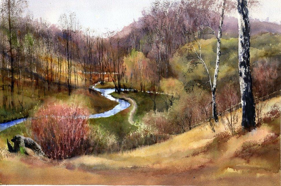 Vladimir Tuporshin - Three Creeks