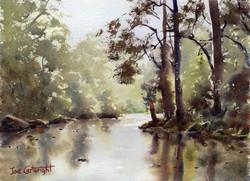 Joe Cartwright - Nepean River, Penrith