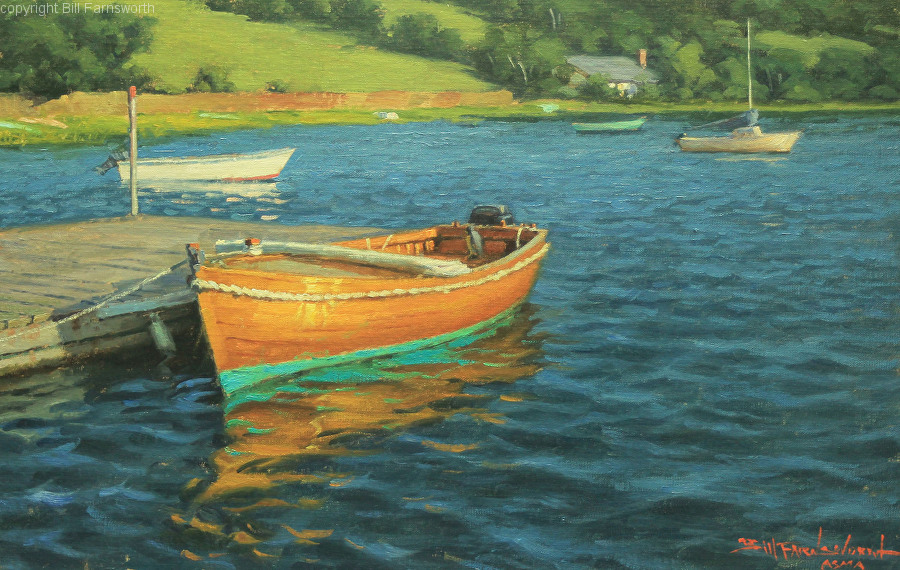 Bill Farnsworth - Jewel of the Bay