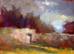 Aline Ordman - Fells Gate Pastel