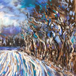 Kerry Nowak - Those Winter Blues