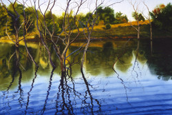 John Hulsey - On the Pond